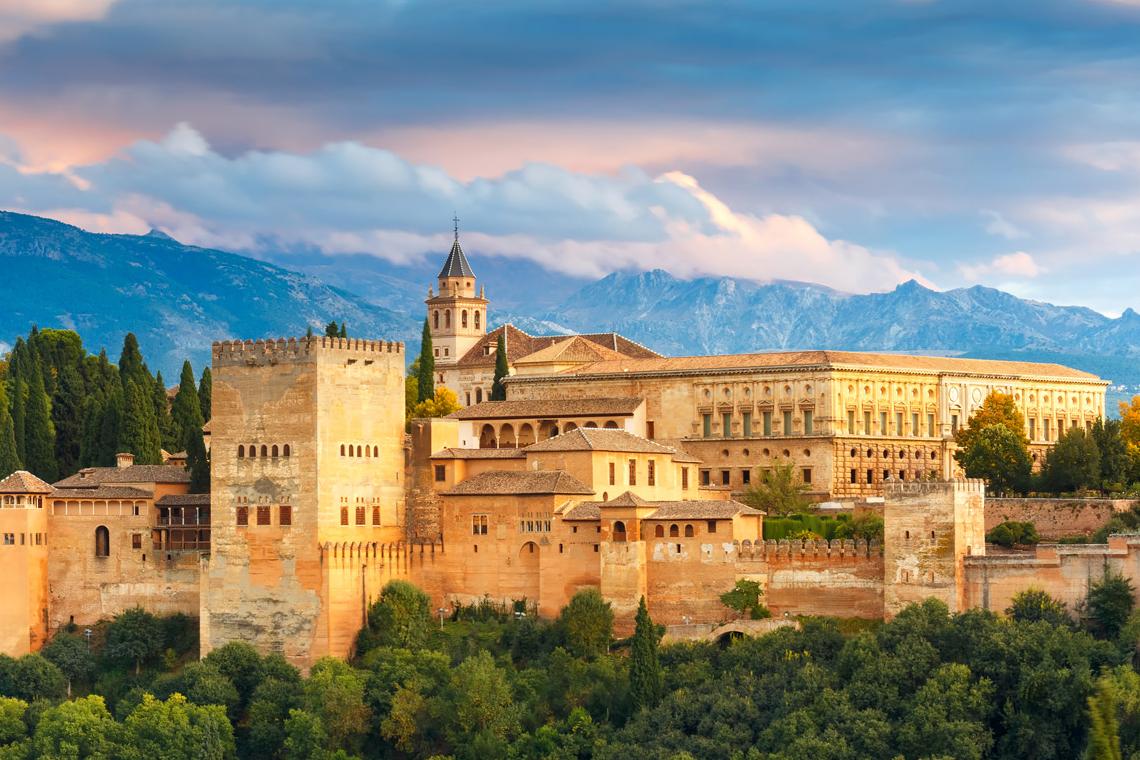 10 Hari Paket Tour Muslim Wisata Halal Maroko Spanyol Februari 2019